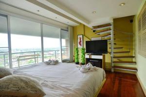 Penthouse Galare Thong Tower, Apartmány  Chiang Mai - big - 27
