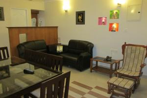 Royal Castle Service Apartment, Appartamenti  Nedumbassery - big - 31
