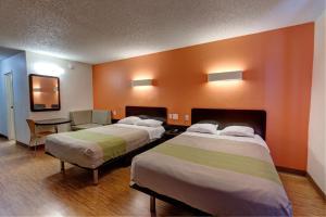 Nekuřácký pokoj se 2 manželskými postelemi
