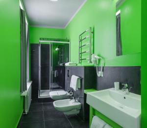 UNO Design Hotel, Hotel  Odessa - big - 14