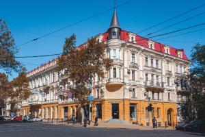 UNO Design Hotel, Hotel  Odessa - big - 57