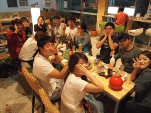 SUM Guesthouse Jeju Airport, Hostely  Jeju - big - 43