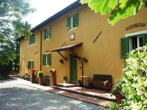 Casale Ginette, Country houses  Incisa in Valdarno - big - 18