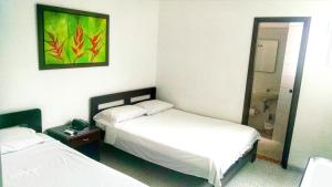 Hotel Tropical, Hotel  Corozal - big - 9