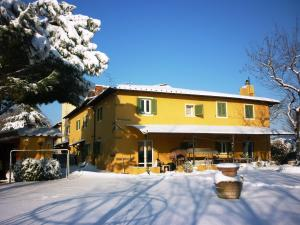 Casale Ginette, Country houses  Incisa in Valdarno - big - 19
