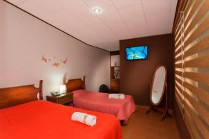Boutique Hotel Casa Orquídeas, Hotels  San José - big - 17
