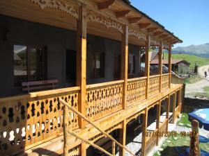 Guesthouse Lasharai, Hotels  Omalo - big - 22