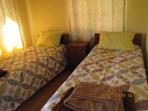 Guesthouse Lasharai, Hotels  Omalo - big - 29