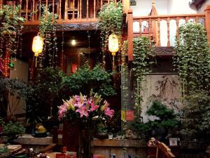 Lijiang Jinsheng Youyue Inn, Гостевые дома  Лицзян - big - 63
