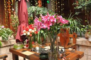Lijiang Jinsheng Youyue Inn, Гостевые дома  Лицзян - big - 62