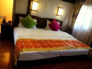 Lijiang Jinsheng Youyue Inn, Гостевые дома  Лицзян - big - 16