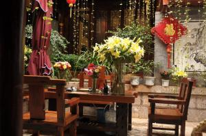 Lijiang Jinsheng Youyue Inn, Гостевые дома  Лицзян - big - 60