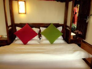 Lijiang Jinsheng Youyue Inn, Гостевые дома  Лицзян - big - 35