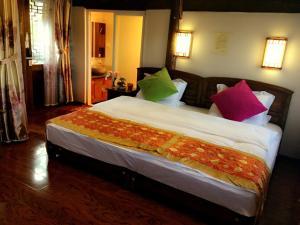 Lijiang Jinsheng Youyue Inn, Гостевые дома  Лицзян - big - 28