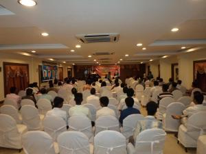 Hotel Royal Sathyam, Hotel  Tiruchchirāppalli - big - 41