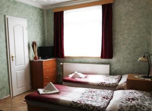 Villa Anastazis - Penzion Eden, Guest houses  Karlovy Vary - big - 44