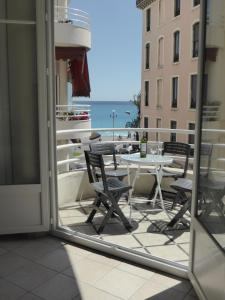 Nice Centre - Apartment with balcony and stunning sea view!, Apartmanok  Nizza - big - 15