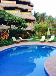 Zicatela Suites, Ferienwohnungen  Puerto Escondido - big - 18