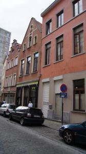 B&B La Villa Zarin, Bed and Breakfasts  Brusel - big - 23