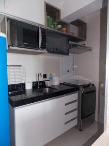 Apartamento Roberto Freire, Apartmány  Natal - big - 5