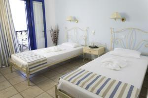 Blue Sea, Hotels  Mochlos - big - 15
