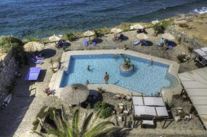 Blue Sea, Hotels  Mochlos - big - 17