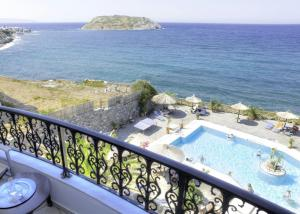 Blue Sea, Hotels  Mochlos - big - 19
