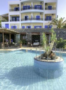 Blue Sea, Hotels  Mochlos - big - 45