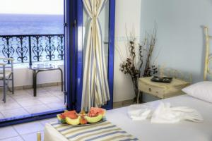 Blue Sea, Hotels  Mochlos - big - 23