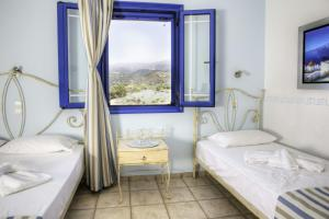 Blue Sea, Hotels  Mochlos - big - 29