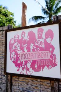 Mozambeat Motel, Hostels  Praia do Tofo - big - 99