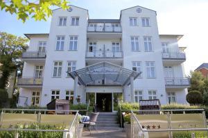 Aparthotel Seeschlösschen, Appartamenti  Zinnowitz - big - 1