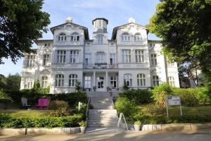 Aparthotel Seeschlösschen, Appartamenti  Zinnowitz - big - 44