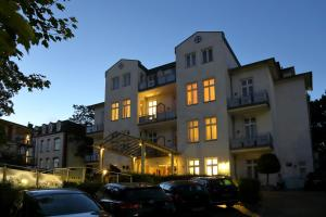 Aparthotel Seeschlösschen, Appartamenti  Zinnowitz - big - 47