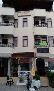 Oscar Hotel Kas, Отели  Каш - big - 38
