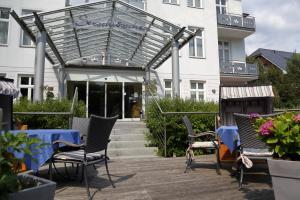 Aparthotel Seeschlösschen, Appartamenti  Zinnowitz - big - 45