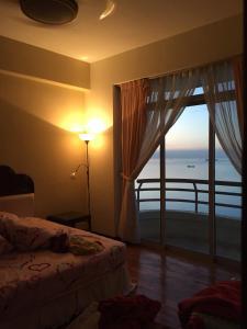 Ocean Palm Seaview Condo, Apartmány  Melaka - big - 61