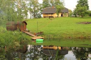 Chata Paganamaa Holiday House Liguri Estonsko