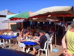Le Soleil Du Sud, Дома для отпуска  Sidi Ifni - big - 6