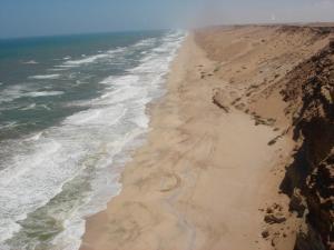 Le Soleil Du Sud, Nyaralók  Sidi Ifni - big - 5