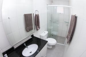Morada Clariana, Apartmány  Curitiba - big - 17