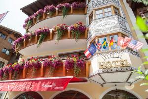 Am Dorfplatz B&B - Adults only, Hotely  Sankt Anton am Arlberg - big - 97