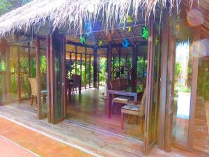 Baanpong Lodge, Rezorty  San Kamphaeng - big - 58