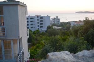 Villa Goxhi, Apartmanok  Borsh - big - 13