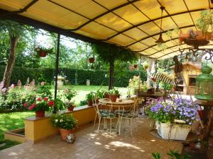 Casale Ginette, Country houses  Incisa in Valdarno - big - 27