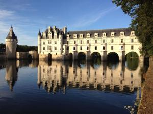 Gite Nuance, Case vacanze  Saint-Aignan - big - 8