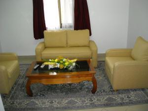 Hotel Aladje Residence, Szállodák  Abobo Baoulé - big - 17
