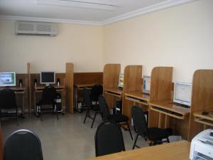 Hotel Aladje Residence, Szállodák  Abobo Baoulé - big - 22