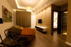 5 hviezdičkový apartmán Perla Luxury Ulcinj Čierna Hora