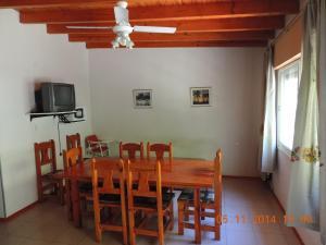 Complejo Clarita, Apartmanok  Villa Carlos Paz - big - 17